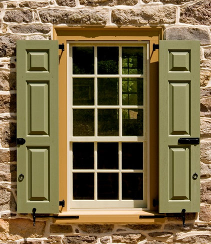 Traditional Windows by Fredendall Building Company