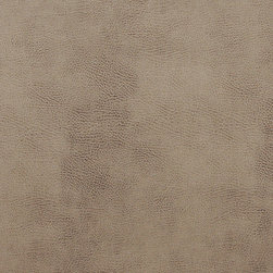 P7075-Sample - Recycled leather is a sustainable environmentally friendly alternative to leather and pvc. Recycled leather looks and feels like genuine leather, but is sold by the yard and easier to maintain. The backing of this pattern is a blend of genuine leather, and results in a soft and durable leather alternative. There are several grades of recycled leather materials, ours are top grade. This material is cleanable with mild soap and water.