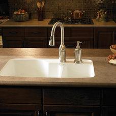 Kitchen Sinks by Wilsonart
