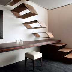 Interior design room: Modern Staircase