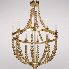 contemporary chandeliers by Richard Shapiro Antiques and Works of Art