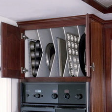 Traditional Kitchen Drawer Organizers by Pace Cabinetry