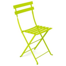 Modern Outdoor Lounge Chairs by French Bistro Furniture