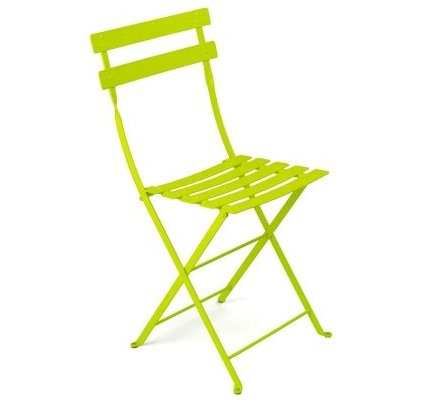 modern outdoor chairs by French Bistro Furniture