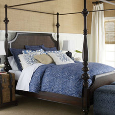 Traditional Canopy Beds by Horchow