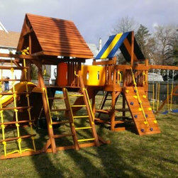 Swingsets for your backyard -