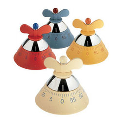 Alessi - Alessi A09 Kitchen Timer - Kitchen Timer. Manufactured by Alessi.Designed in 1992.