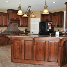 Traditional Kitchen Island Lighting by St.Charles Lighting