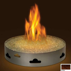 Napoleon - Napoleon Patio Flame Media Kit Amber - Glass media kits are designed to enhance and customize your Napoleon Patio Flame by adding color and sparkle in your favorite shade. Media kit for the Napoleon Patio Flame|Customize your patio flame to match your outdoor living d_cor and enhance the beauty of the flame|Color: Amber  This item cannot ship to APO/FPO addresses.  Please accept our apologies.