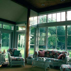 Traditional Porch by Eck | MacNeely Architects inc.