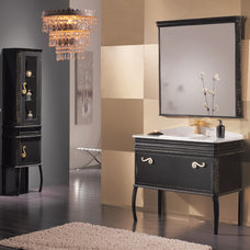 Traditional Bathroom Vanities And Sink Consoles by Macral Design Corp.