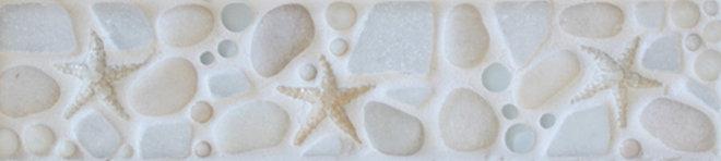 Beach Style Tile by Wet Dog Tile Co.