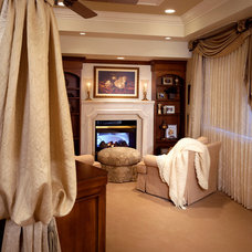 Traditional Bedroom by Diane Cabral Interiors