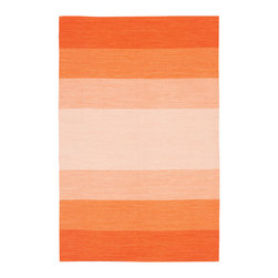 India IND-1 Rug - 2X3 - The natural yet distinctive tones of this contemporary rug along with its luxurious thick pile give it the look and feel of a plush sophisticated work of art for your floor. The colors from this design represent the latest trend in urban home fashion. Hand crafted in India by skilled artisans devoted to the craft allowing for high life expectancy and long lasting durability.