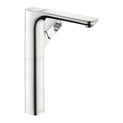 Hansgrohe - Hansgrohe Axor Urquiola High-Rise Faucet without Pop-Up Assembly (11035001) - Hansgrohe 11035001 Axor Urquiola High-Rise Faucet without Pop-Up Assembly, Chrome