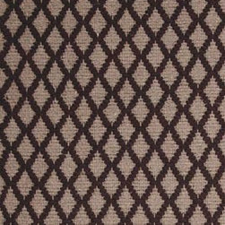 Hook & Loom Rug Company - Interlaken Taupe/Brown Rug - Very eco-friendly rug, hand-woven with yarns spun from 100% recycled fiber.  Color comes from the original textiles, so no dyes are used in the making of this rug.  Made in India.