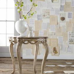 Mirabel Accent Table; Hooker Furniture - Mirabel Accent Table by Hooker Furniture