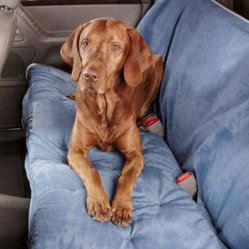 Luxury Back Pet Seat Cover - Grandin Road