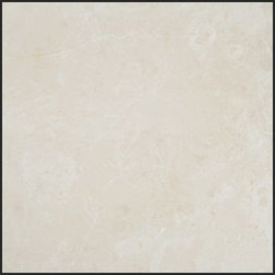 Stone & Co - Botticino 12x12 Polished Marble Tile - Botticino is a warm beige very durable marble. Botticino 12x12 tile can be use for either floor or wall.