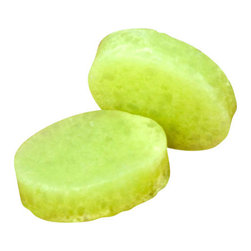 Avocado Soap Duo - Our Avocado Soap Duo provides the ultimate exfoliation system, leaving an energizing tingle on your skin.  Simply wet and apply to skin for natural loofah foaming. Never again will early rising be a problem! You will feel fresh and clean with a lingering scent of citrus, and just a hint of an early springtime bloom. Sold as a duo Each soap bar measures 3.5″ x 1″ Product arrives gift wrapped as shown Soap contents: Glycerine soap, Texapon, Water, Propylene Glycol, Sorberol, Fragrance Grapefruit Seed Extract, Nepal Cacus Extract, Avocado Oil, Persea Americano, SHT, Polyurethane foam.