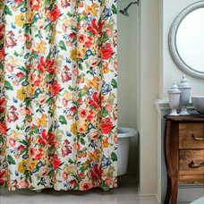Traditional Shower Curtains by Overstock.com