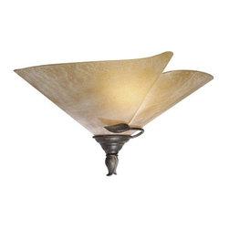 Vaxcel Lighting - Vaxcel Lighting CP-WSU170 Capri 1 Light Wall Washer - Features: