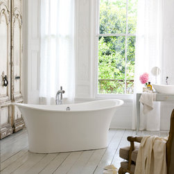 Toulouse Bath with Amalfi 55 Basin - Victoria + Albert Baths
