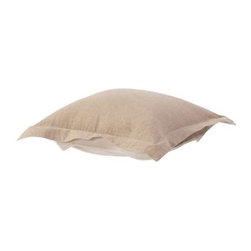 Howard Elliott Prairie Linen Natural Puff Ottoman Cushion - Au Natural. Extra Puff cushions in Prairie Linen are a great way to rejuvenate your look without the expense of buying a whole new ottoman! Puff cushions fit Scroll ottoman frames. Because of its simplicity, the Prairie Linen Puff Cushion will fit right into any room of your home.