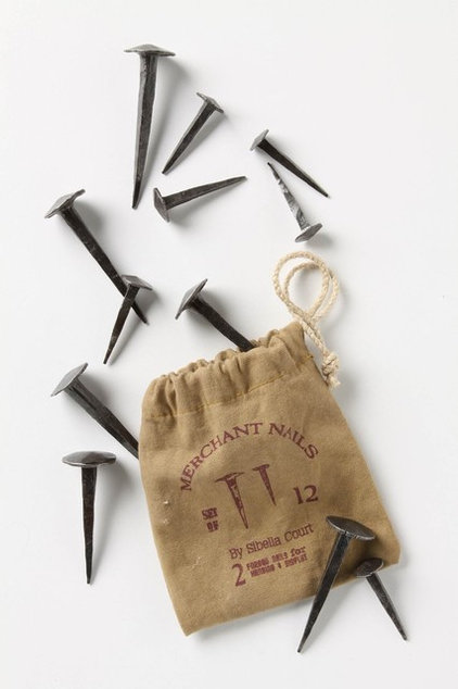 Traditional Nails Screws And Fasteners by Anthropologie