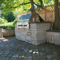 Outdoor Kitchen Installations -