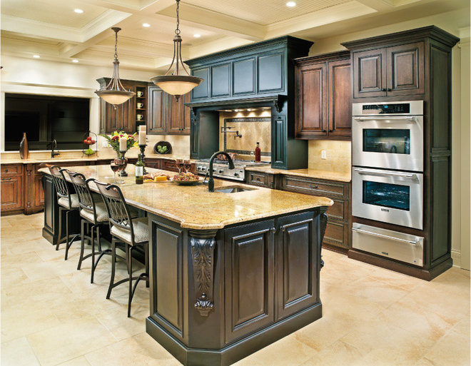 Kitchen Cabinets by All Teriors
