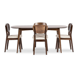 Juneau Dining Collection, Scandinavian Designs - Amy Lynne Vogel