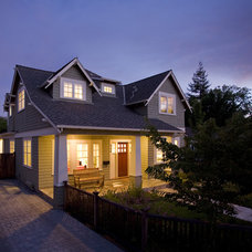Craftsman  by Noel Cross+Architects