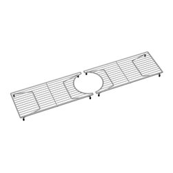 "Elkay - Elkay 14 3/8 x 6 1/2 Bottom Grid, Stainless Steel (LKFBG3007SS) - Elkay LKFBG3007SS 14-3/8"" x 6-1/2"" Bottom Grid, Stainless Steel"