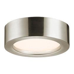 "Sonneman - Sonneman 3723.13 Puck Slim LED 8"" LED Surface Mount - Sonneman 3723.13 Puck Slim LED 8"" LED Surface Mount"