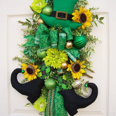 Traditional Wreaths And Garlands by Timeless Floral Creations