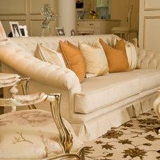 Traditional Sofas by Nefertiti Designs