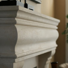 Traditional  by Millennium Cast Stone Interiors
