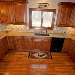 Kitchen New Construction, Medina, OH #1 ~ Medallion - In this new construction home, we worked ...