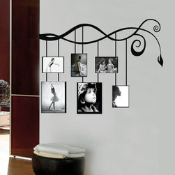 ColorfulHall Co., LTD - Vinyl Decals Branches Photoes Wall Decals For Home - Vinyl Decals Branches Photoes Wall Decals For Home