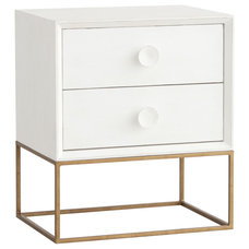 Midcentury Nightstands And Bedside Tables by Coach Barn