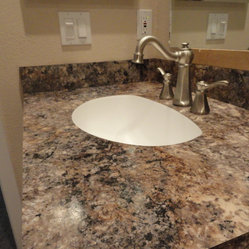 formica brings a new granite look and fits cost friendly budget