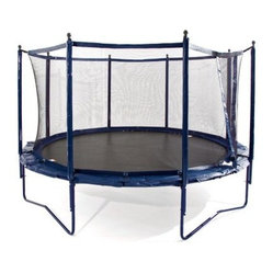 JumpSport Elite 14-ft. Trampoline with Enclosure