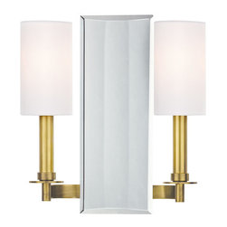 Hudson Valley Lighting - Hudson Valley Lighting 992 Adams 2 Light Wall Sconce - Product Features: