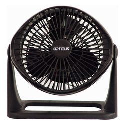 OPTIMUS - OPTIMUS F7071 FAN 8INCH TURBO AIR CIRCULATOR - OPTIMUS F7071 FAN 8INCH TURBO AIR CIRCULATOR