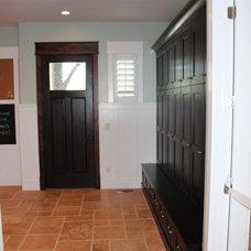 Traditional  by Joe Carrick Design - Custom Home Design