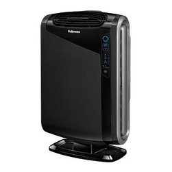Fellowes - AeraMax 290 Air Purifier - AeraMax 290 Air Purifier safely removes 99.97% of airborne particles as small as 0.3 microns in small sized rooms up to 290 square feet.