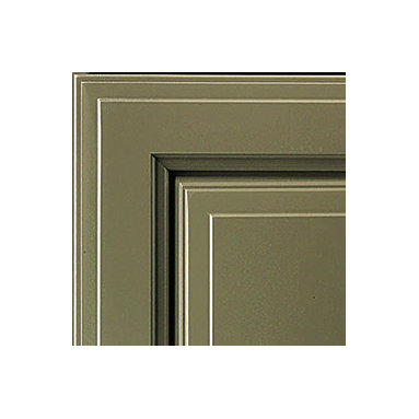 Maple Paint Finishes from Wellborn Cabinet - Sage