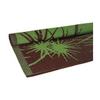 KOKO - Bamboo-Print Floor Mat, Lime/Brown - This would be a great summer addition to a back patio. The exotic bamboo print paired with the all-weather material makes a brilliant combination. Anything that is high style and easy to clean is a no-brainer.