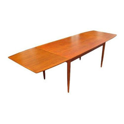 Midcentury Dining Tables Find Square And Round Dining